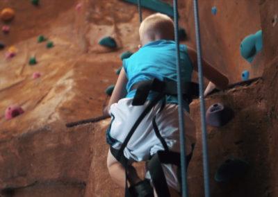ChocolateMoose-climbing