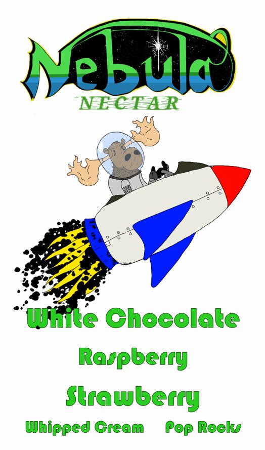 Nebula Nectar Latte