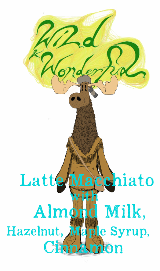 Wild and Wonderful Latte
